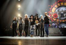 Guns N' Roses iniciam em Lisboa digressão europeia de 2020