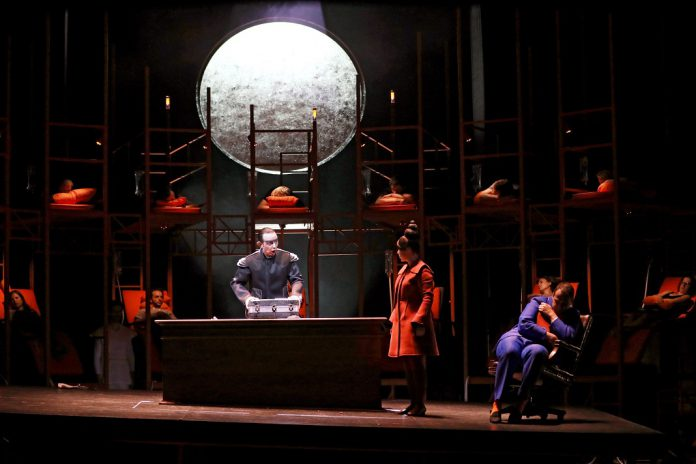 Ópera: The Sleeping Thousand na Gulbenkian