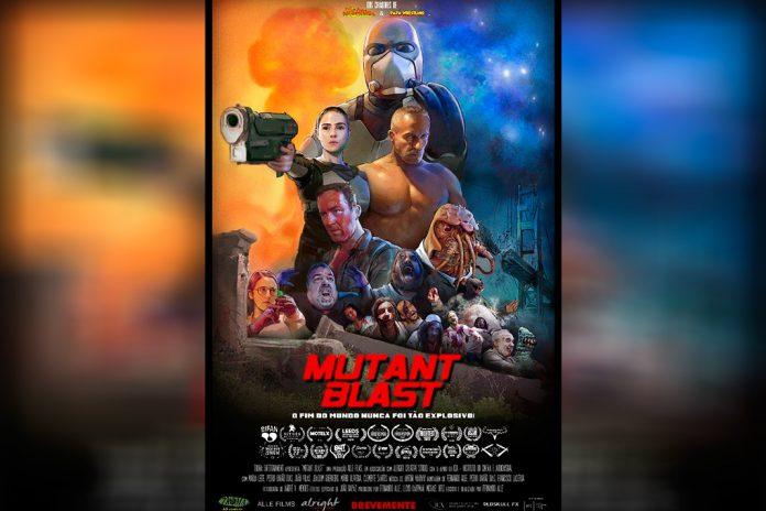 Mutant Blast estreia em Portugal a 17 de outubro