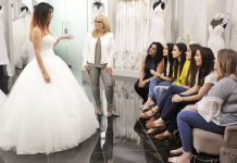 """Aventuras de noivas em """"Say Yes to the Dress UK"""" no TLC"""