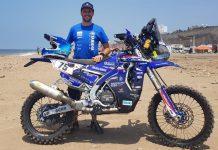 António Maio teve estreia positiva no Dakar, com 5ª posição entre os Rookies