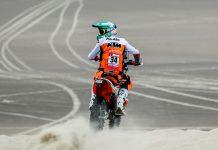 Mário Patrão cumpre primeira prova no Dakar 2019