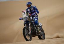 António Maio sobe na classificação geral do Dakar, no Peru