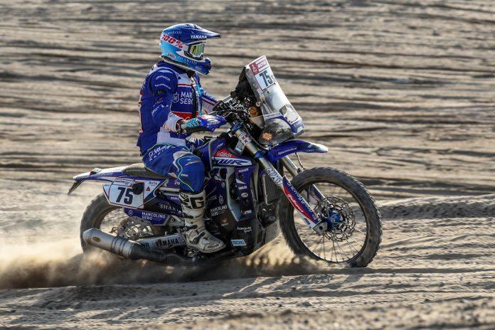 António Maio continua com boa prestação no Dakar 2019