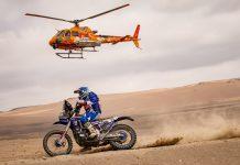 António Maio forçado a abandonar o Dakar 2019