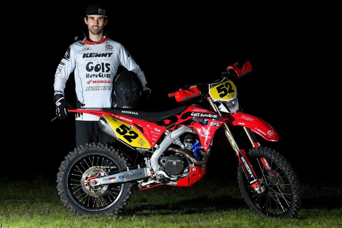 Diogo Ventura desclassificado na prova de arranque do enduro 2019