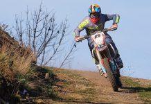 Salvador Vargas em KTM