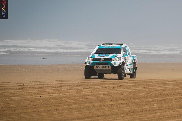 Paulo Ferreira começa em 2º no Morocco Desert Challenge