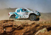 Paulo Ferreira continua em segundo lugar no Morocco Desert Challenge 2019