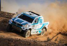 Paulo Ferreira mais próximo do primeiro lugar no Morocco Desert Challenge