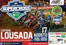 Nacional SX em Lustosa, as horas das provas