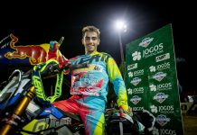 Diogo Graça conquista Campeonato Nacional SX - Jogos Santa Casa, em Lustosa