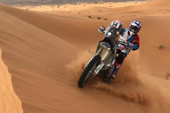 Fausto Mota cumpriu bem o arranque no Panafrica Rally