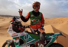 Rallye du Maroc arranca com seis equipas portuguesas
