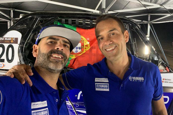 Rallye du Maroc: Rui Serpa em terceiro lugar na primeira etapa