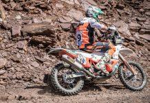 Rallye du Maroc: Mário Patrão com dificuldades na navegação