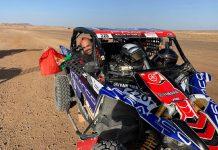 Rallye du Maroc 2019: Rui Serpa e Mário Franco no 5º e 7º na 3ª etapa