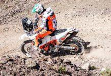Rallye du Maroc 2019: Mário Patrão continua a bom ritmo