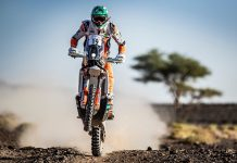 Rallye du Maroc: Mário Patrão termina Rali com boa prestação