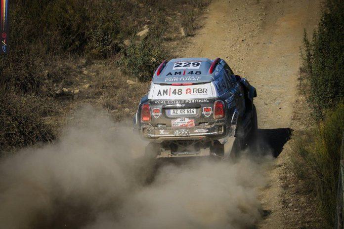 Alejandro Martins termina Baja Portalegre apesar de vários percalços