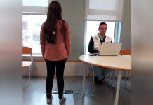 Pés e postura leva podologista às escolas de Famalicão