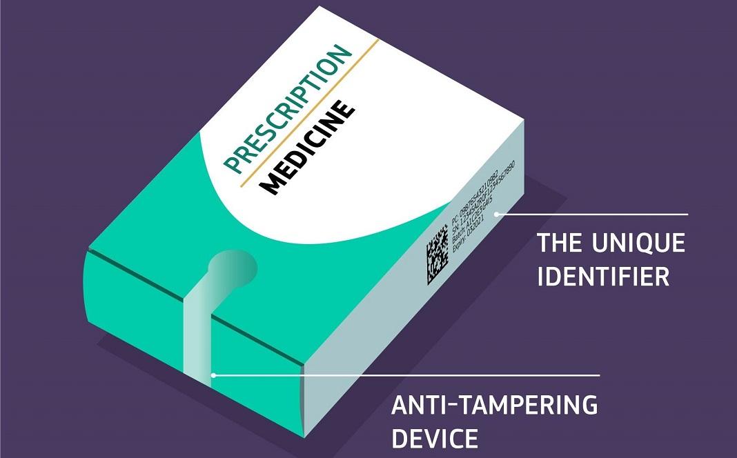 Novos dispositivos de segurança nos medicamentos vendidos na UE