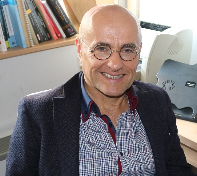 Óscar Gonçalves, neuropsicólogo e psicólogo clínico, professor catedrático na Escola de Psicologia da Universidade do Minho