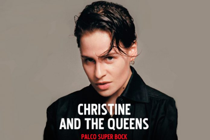 Super Bock Super Rock: Christine and The Queens dia 19 julho no Meco