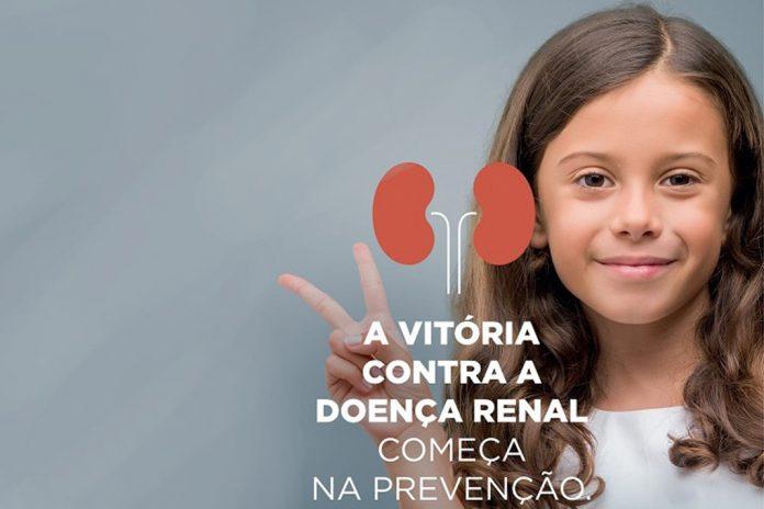 Doença renal: a vitória contra doença renal começa na prevenção