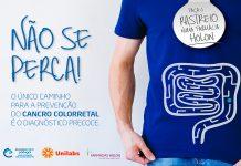 Rastreio do cancro do intestino gratuito nas Farmácias Holon