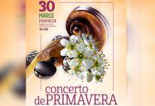 """""""Concerto de Primavera"""" em Penamacor pela Academia de Música e Dança do Fundão"""