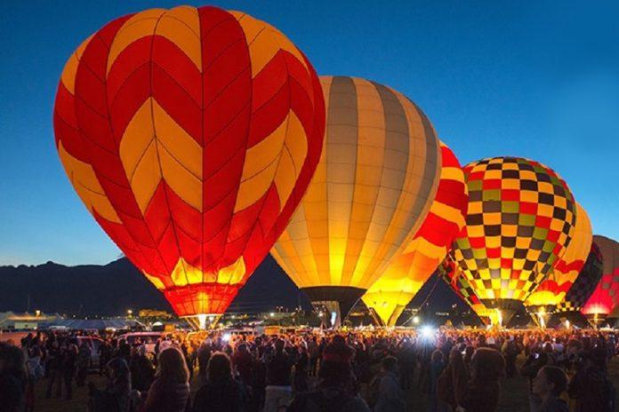 Festival Internacional de Balonismo 2019 em Coruche