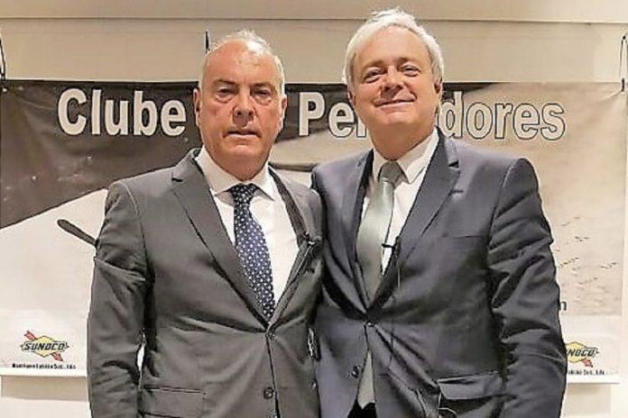 Paulo Sande no Clube dos Pensadores esclarece candidatura às eleições europeias