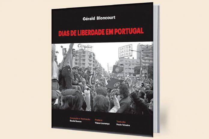 """Livro """"Gérald Bloncourt – Dias de Liberdade em Portugal"""" apresentado em Toronto"""