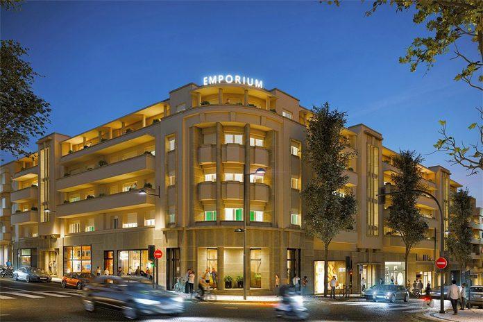 Edifício Emporium com apartamentos de luxo na Baixa do Porto