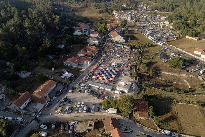 Aldeia da Barrenta reúne mais de 400 tocadores de concertina