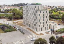 Residência Universitária no Porto disponibiliza 220 quartos individuais