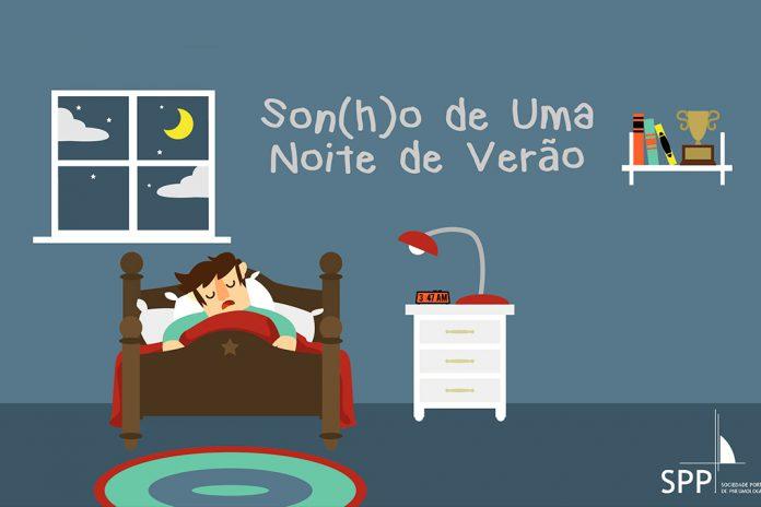 Oito dicas da SPP para um bom sono nas noites de verão