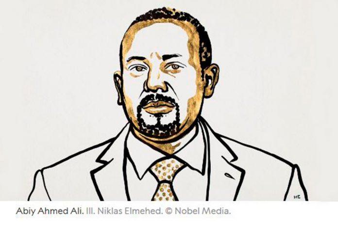 Nobel da Paz 2019 atribuído ao etíope Abiy Ahmed Ali