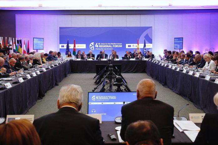 Desenvolvimento sustentável exigido por Ministros da União para o Mediterrâneo
