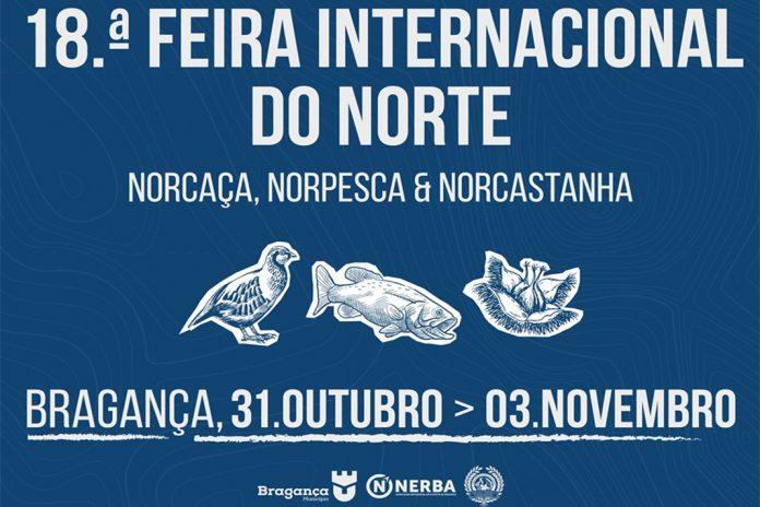 Feira Internacional do Norte: Bragança valoriza caça, pesca e produtos endógenos