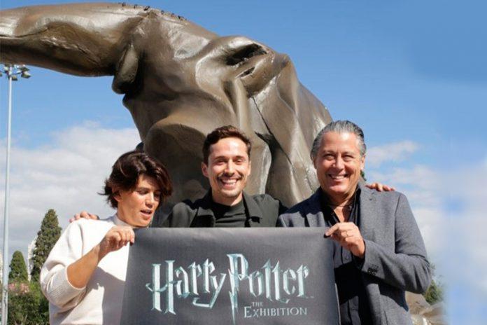 Esculturas gigantes de Harry Potter invadem Lisboa