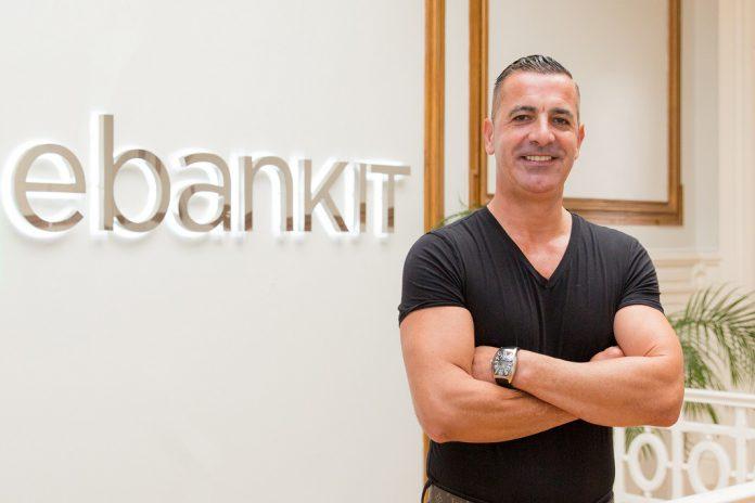 ebankIT em Las Vegas para captar a atenção da banca dos EUA