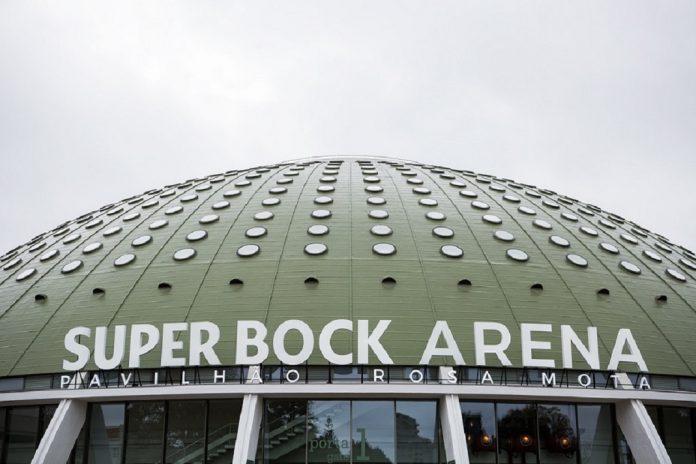 Super Bock Arena - Pavilhão Rosa Mota polo de dinamização cultural do Porto