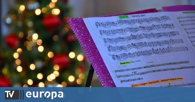 Natal é celebrado nos parques e monumentos de Sintra - TV Europa
