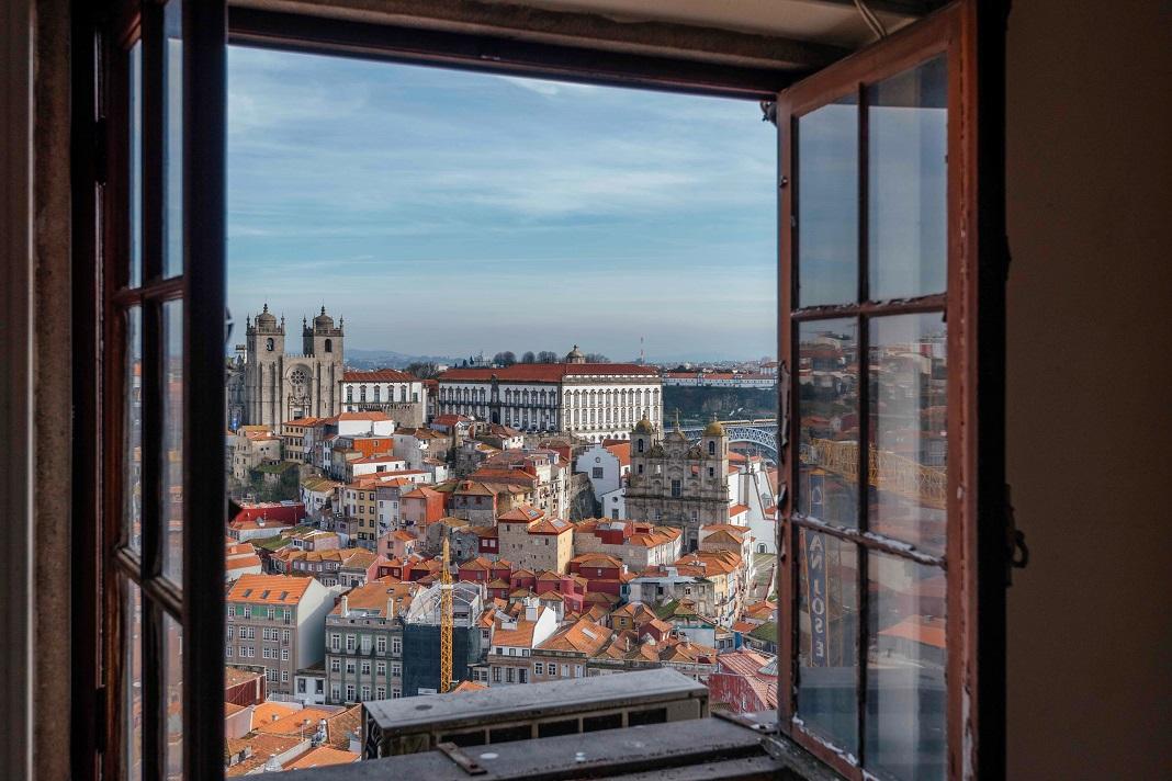Palácio de São Bento da Vitória, no Porto, em comercialização pela Predibisa