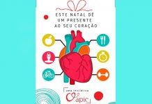 Cardiologistas de Intervenção aconselham neste Natal dar presente ao coração