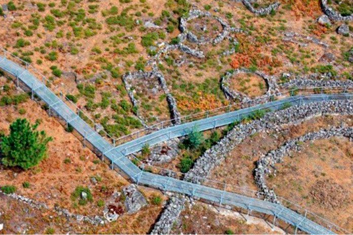 Ruínas da Cidade Velha de Santa Luzia em Viana do Castelo recebem intervenção