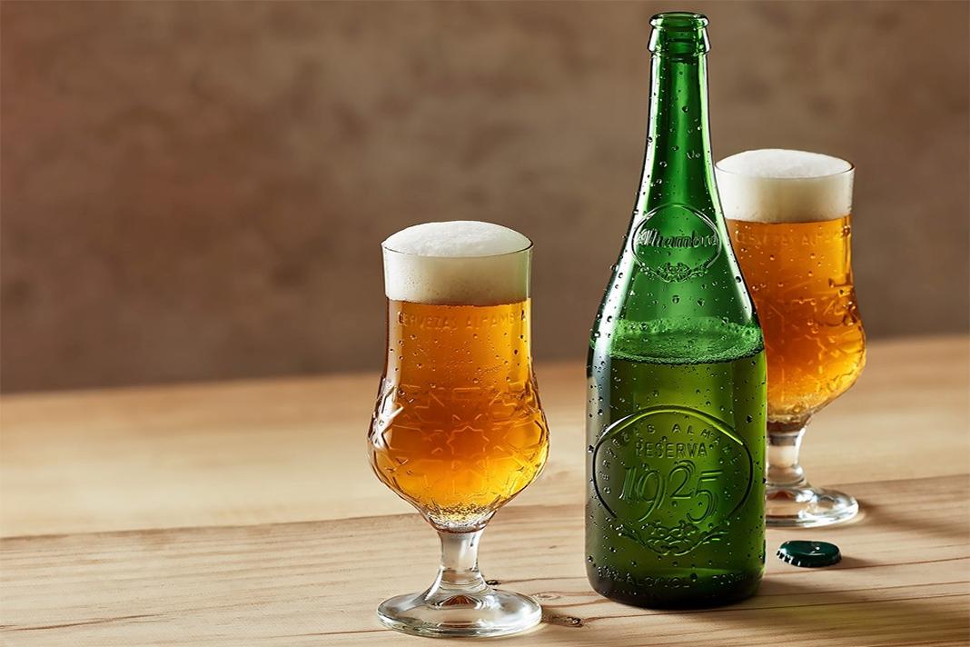 Cerveja espanhola invade Portugal