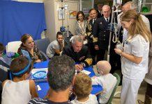 Chefe do Estado-Maior da Armada de Portugal condecorado pelo Governo Espanhol